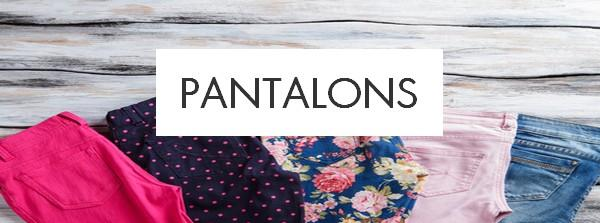 Pantalon et jean femme